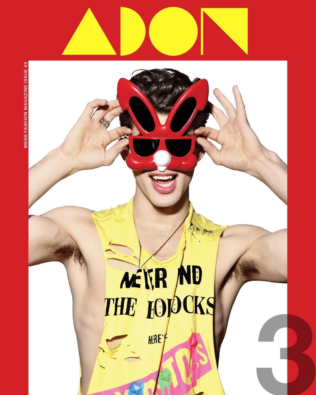 Adon_magazine_issue3 Jamie Wise