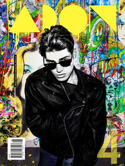 ADON 4 Sam Way by Mr. Brainwash