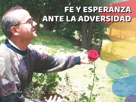 FE Y ESPERANZA ANTE LA ADVERSIDAD