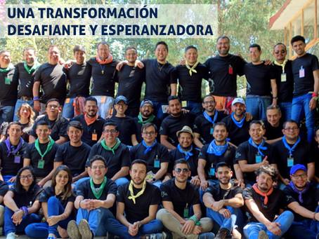UNA TRANSFORMACIÓN DESAFIANTE Y ESPERANZADORA