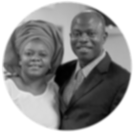 Pastor Elijah O. Akinwunmi and Wife