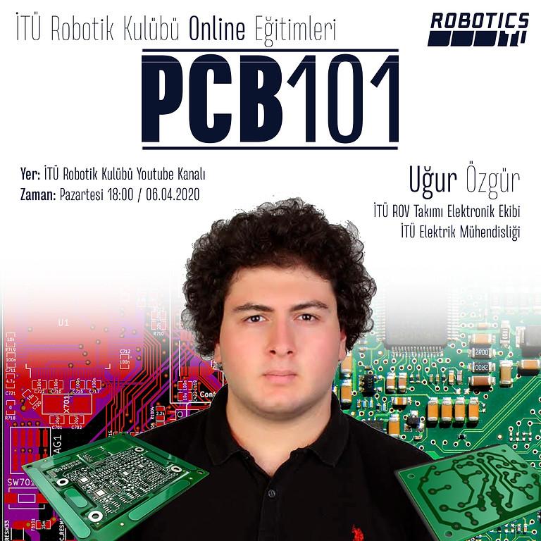 PCB101/Devre Kartı Tasarlama Eğitimi