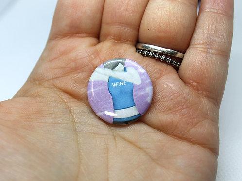 WiiFit Dab Pin
