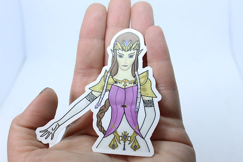 Zelda Vinyl Sticker