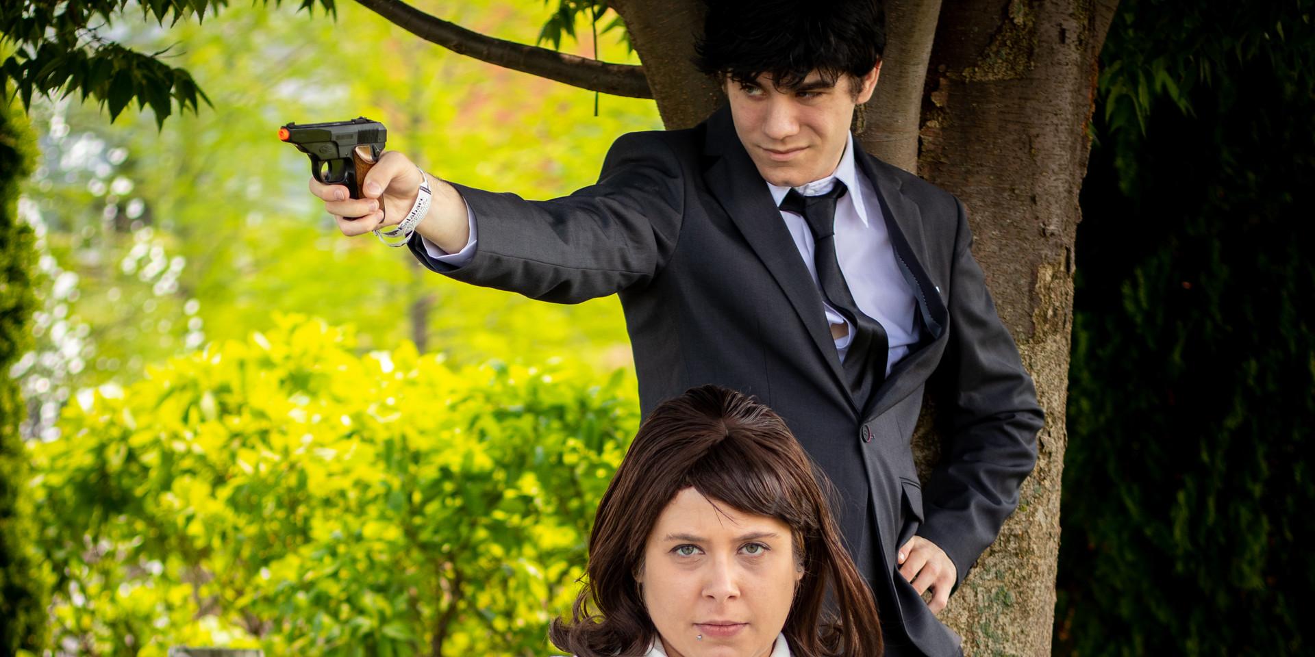Lana Kane + Sterling Archer | Archer on FX