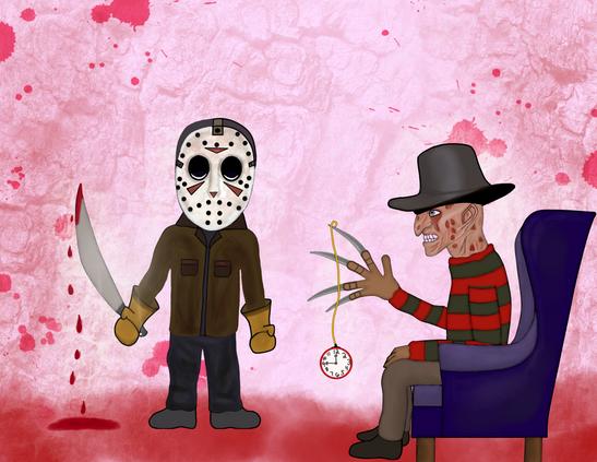One, Two, Freddy's Hypnotizing You