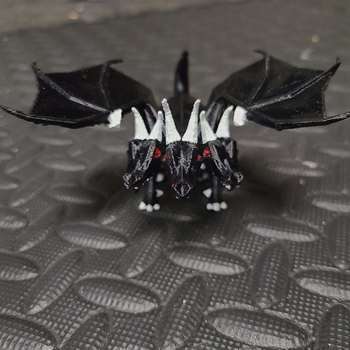 RunescapeKing Black Dragon - Printed on Demand