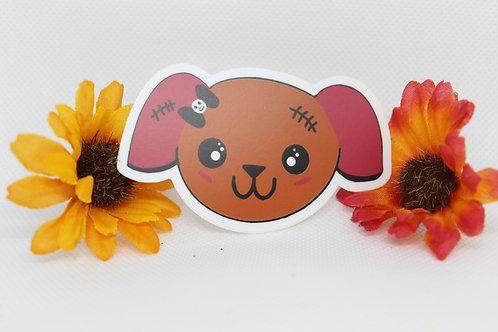 Punk Puppy Sticker