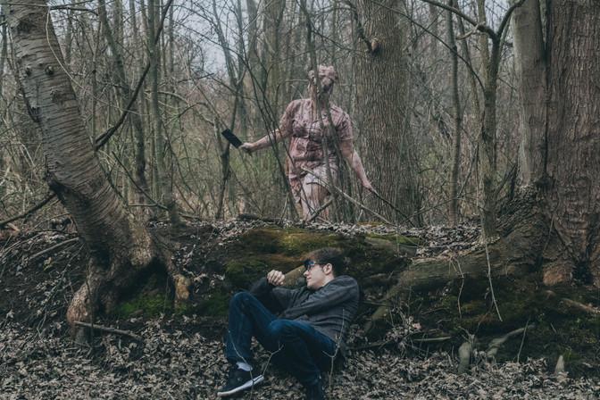 Silent Hill Nurs | Engagement Shoot