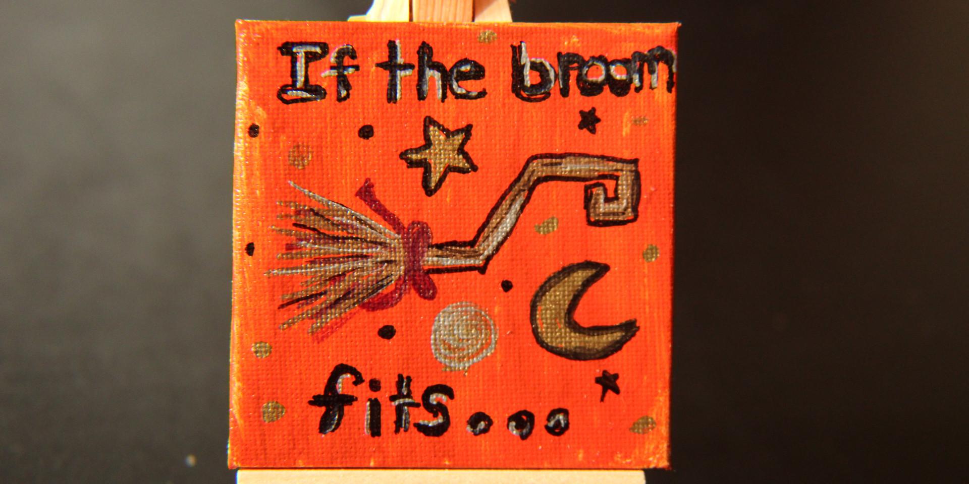 Broom Time