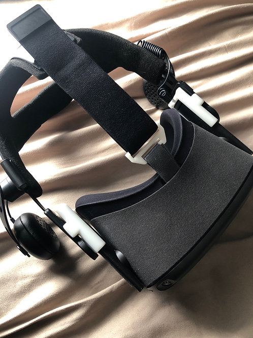 Deluxe Audio Strap Adapter for Oculus Quest Link HTC Printed on Demand
