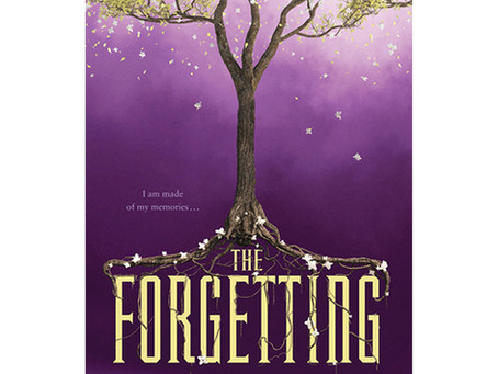 Book Review - The Forgetting by Sharon Cameron