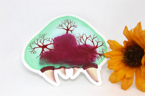 Metroid Sticker