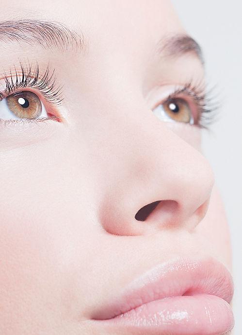 Woman Dermal Lip Filler