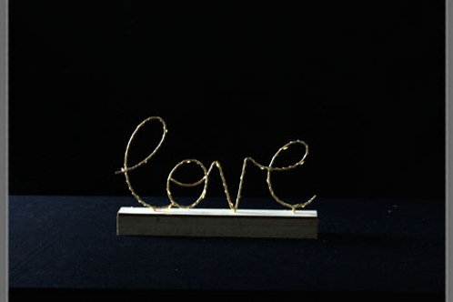 LED Love Sign