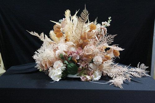 Peach Flower Ball
