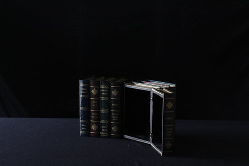 Fake Book Props (Wooden)