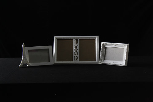 Photo Frames (White)