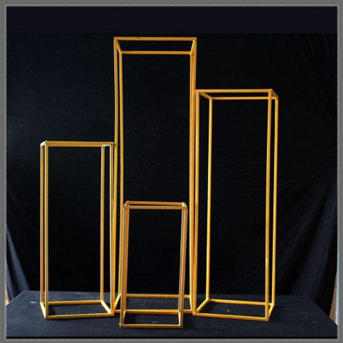 Gold Bar Stands