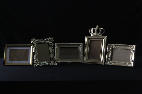 Gold Photo Frames (Normal)