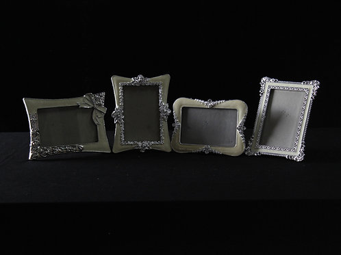 Photo Frames (Silver)