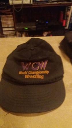 WCW Hat 1992