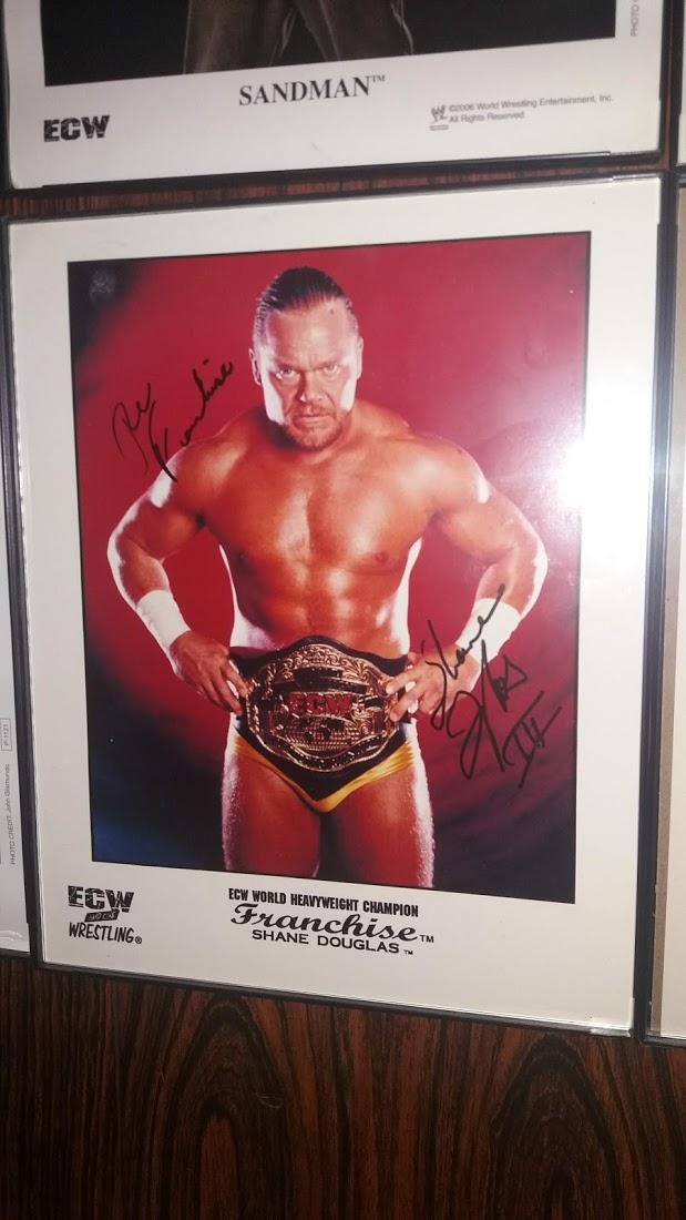Shane Douglas ECW Promo