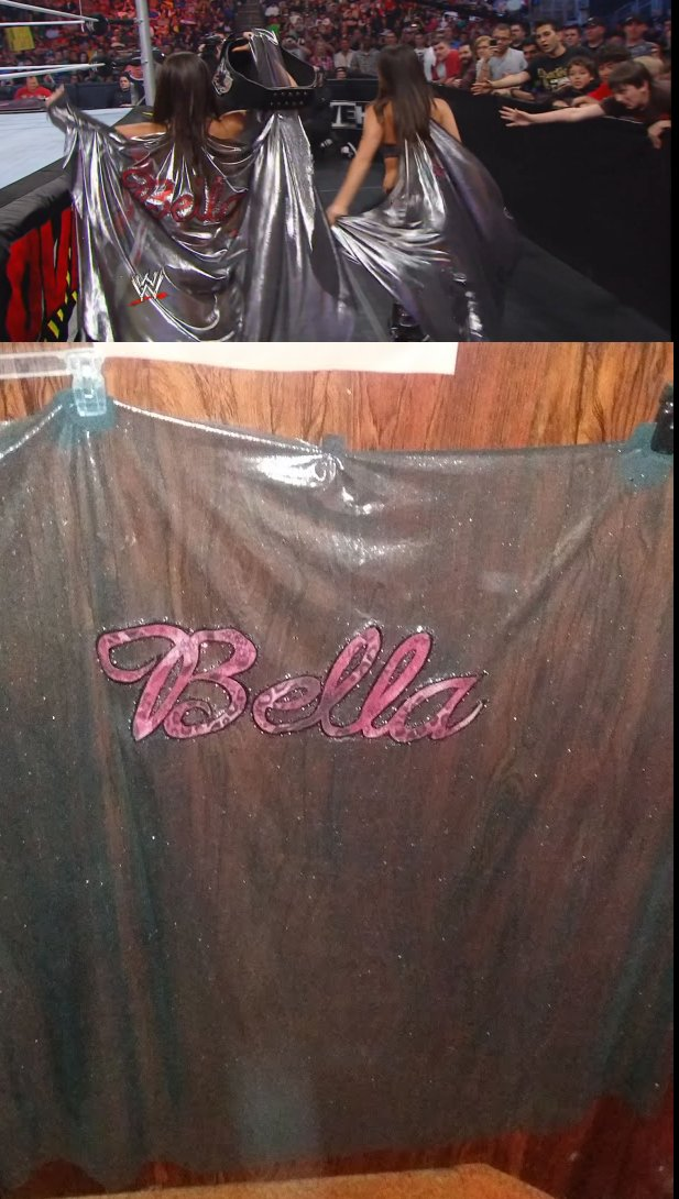 Bria Bella PPV Worn Cape