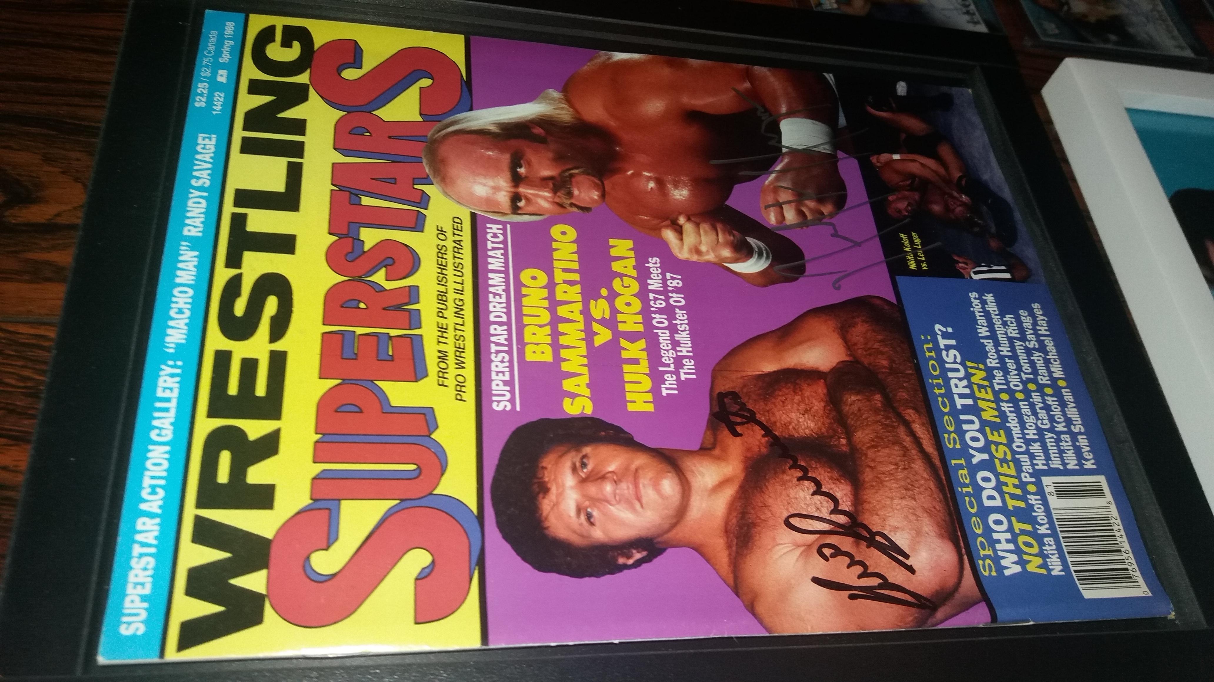 Wrestling Superstars Spring 1988