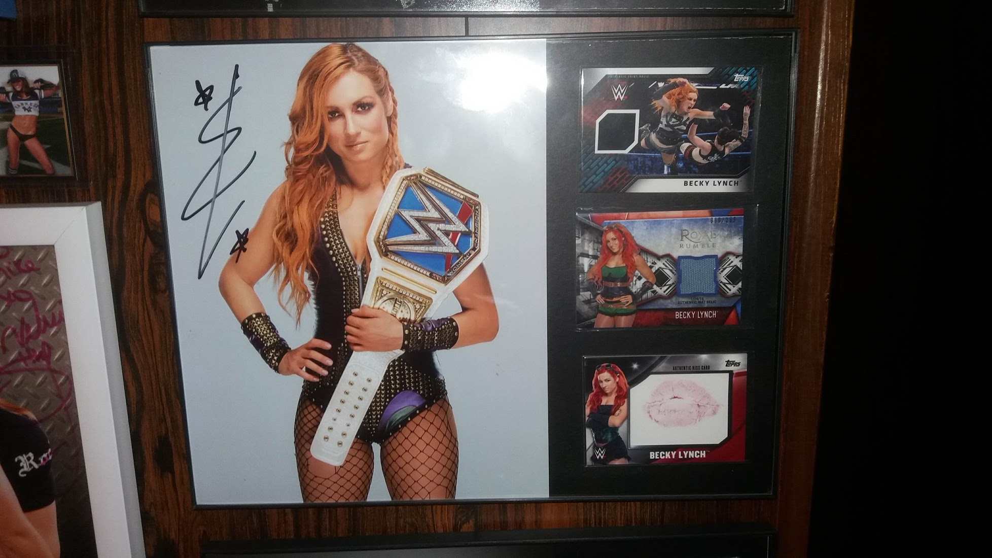 Becky Lynch Display