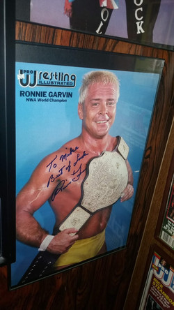 Ron Garvin PWI Poster
