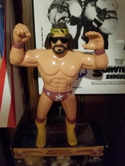 Randy Savage LJN figure 1986