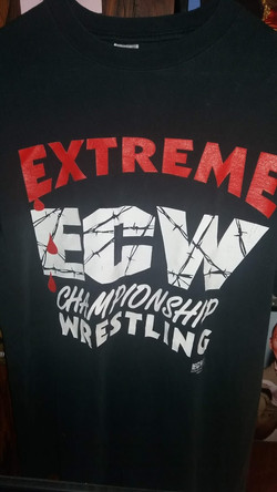 Earky ECW Shirt (Extreme)