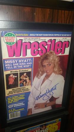 The Wrestler July 1987