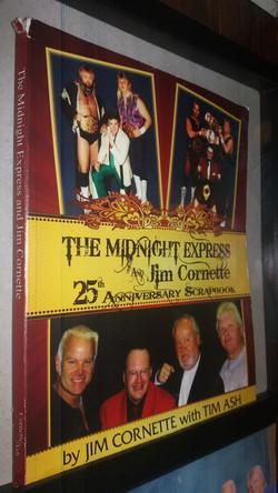 Midnight Express 25th Anniversary Scrapb
