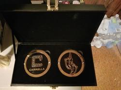 Carmella Replica Side Plates