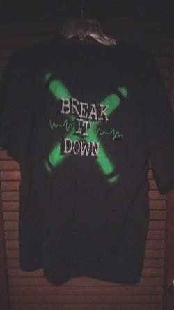 DX Knockoff Shirt Back