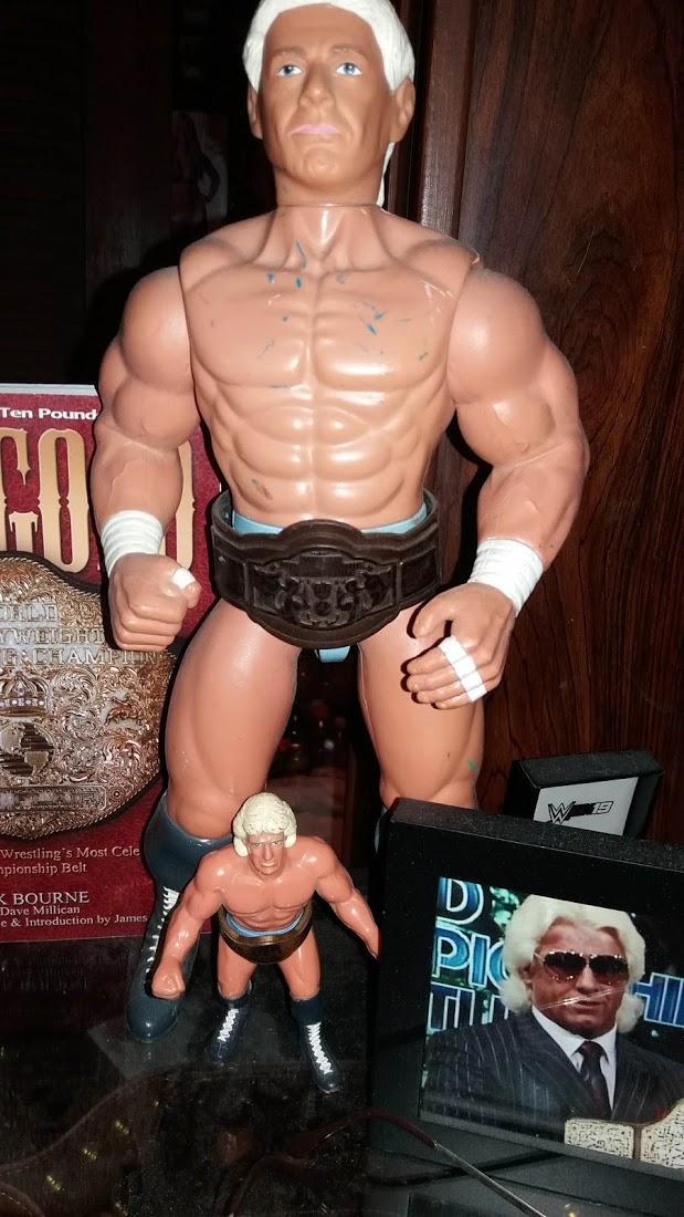 Ric Flair 14 inch Figure
