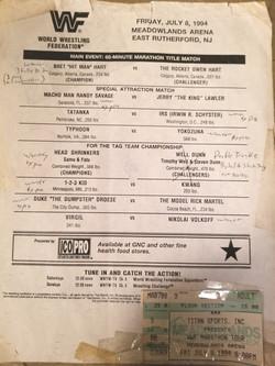 WWF July 8, 1994