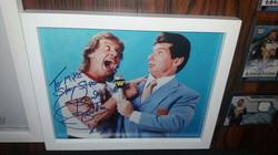 Roddy Piper & VinceMcMahon photo
