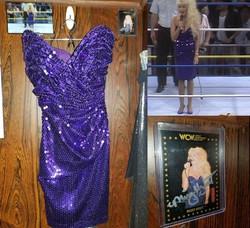 Missy Hyatt Ring Worn Dress
