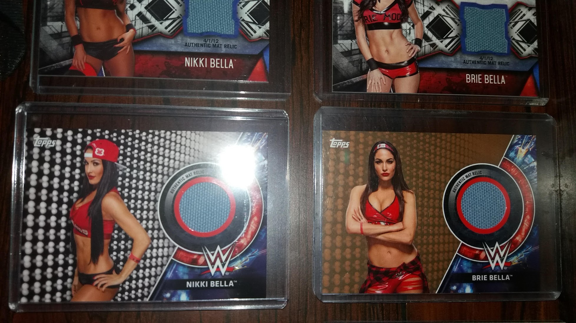 Bella Royal Rumble Mats