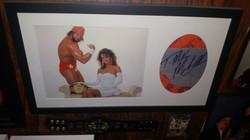 Randy Savage Display
