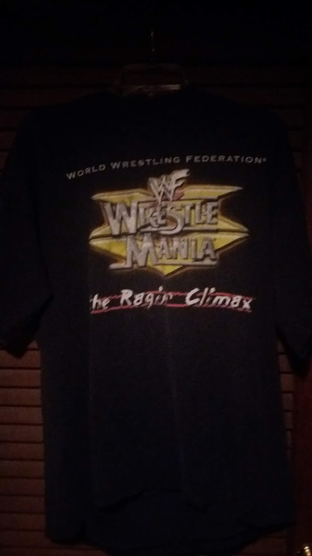 WrestleMania 15 shirt