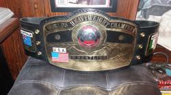 NWA World Title Replica