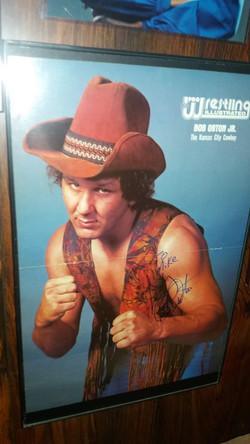 Bob Orton PWI Poster
