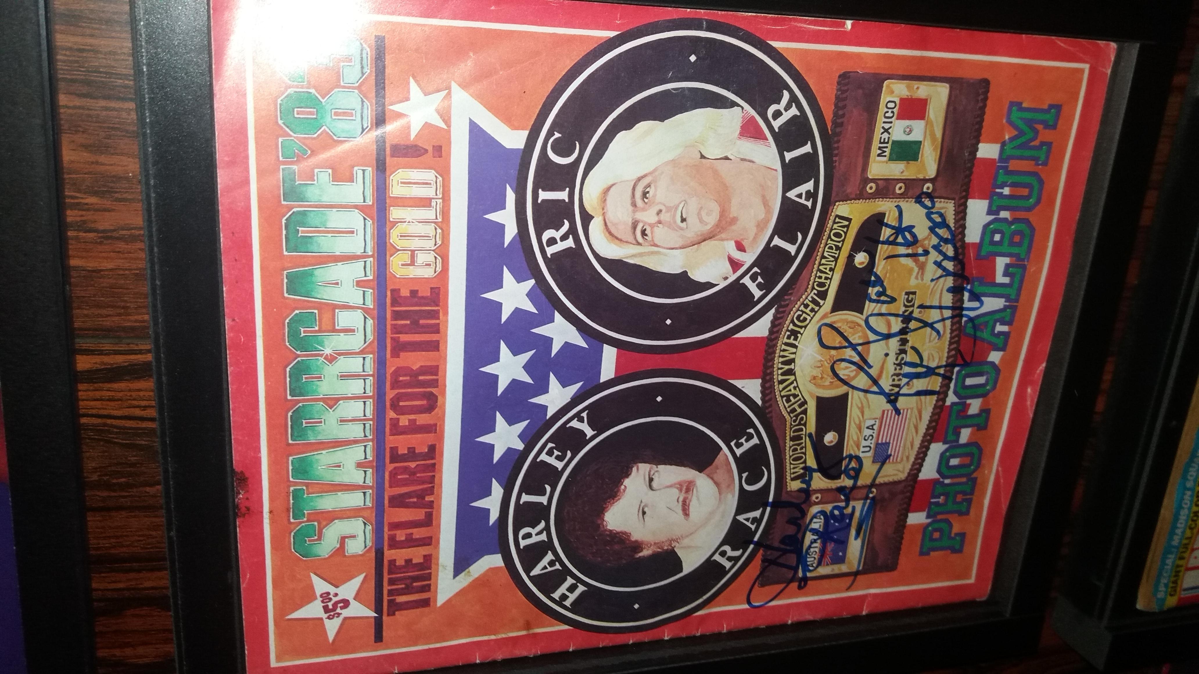 Starrcade '83 Program