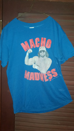 Macho Madness 80's T-Shirt