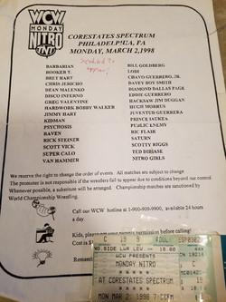 WCW Nitro March 2, 1998