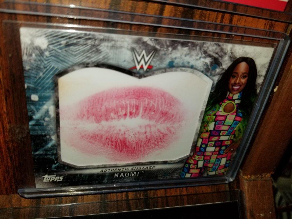 Naomi Kiss Card
